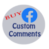 Buy Real Facebook Custom Comments