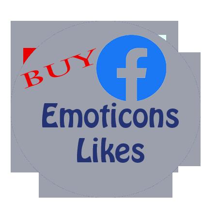 Buy Real Facebook Emoticon Reactions
