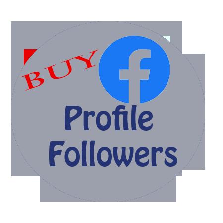 Buy Real Facebook Profile Followers