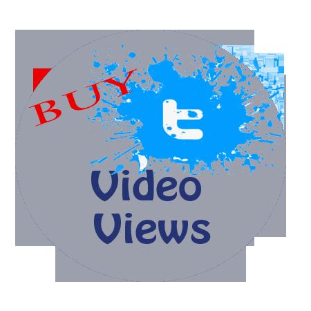 Buy Real Twitter Video Views